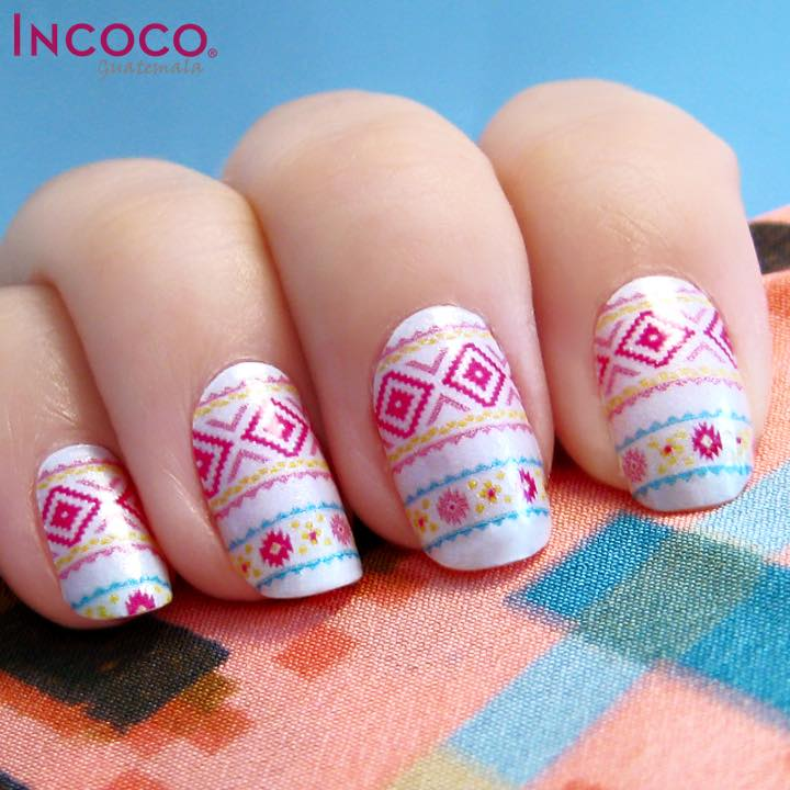 Easy Aztec Nail Designs Archives Blurmark