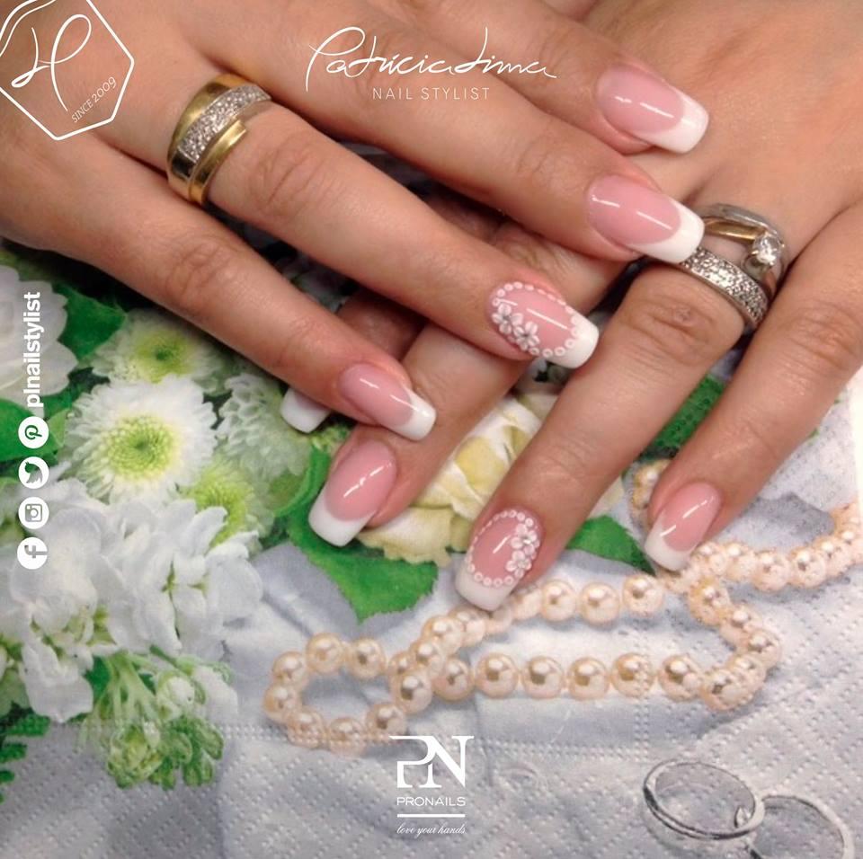 Nail Art Ideas glamorous nail art designs : 84 Attractive Wedding Nail Art Design Ideas For Brides - Blurmark