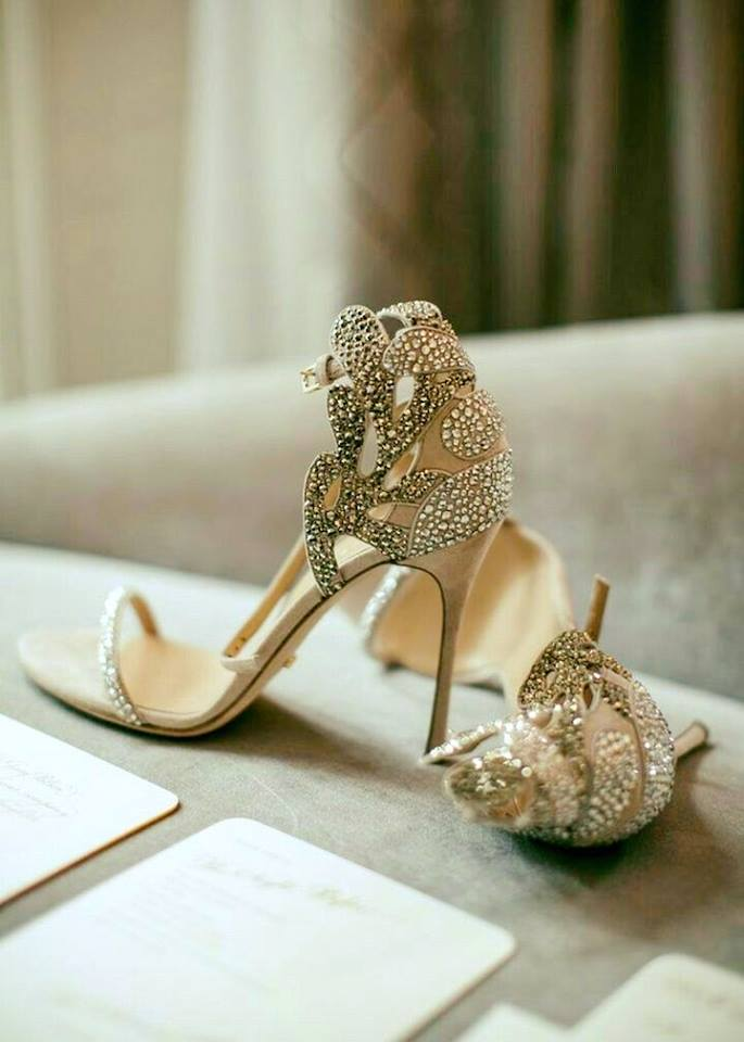 Beautiful Wedding Shoes
