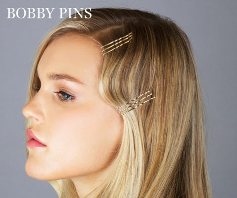 how to style hair with bobby pins 40 amazing bobby pins hairstyle ideas to transform your 8649