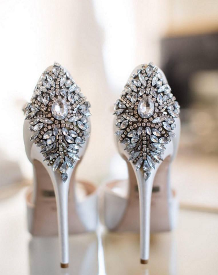 48+ Best Wedding Shoes Ideas Perfect For Every Bride - Blurmark