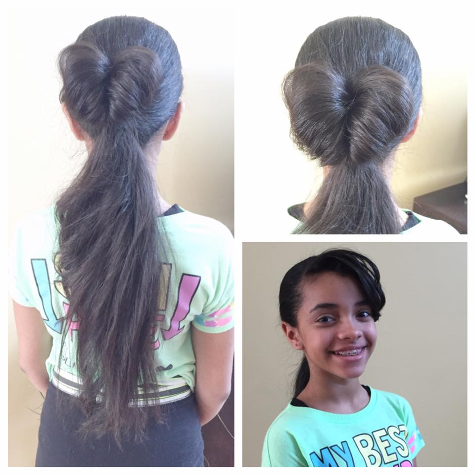 43 Cute Valentine S Day Hair Style Ideas For Kids Blurmark
