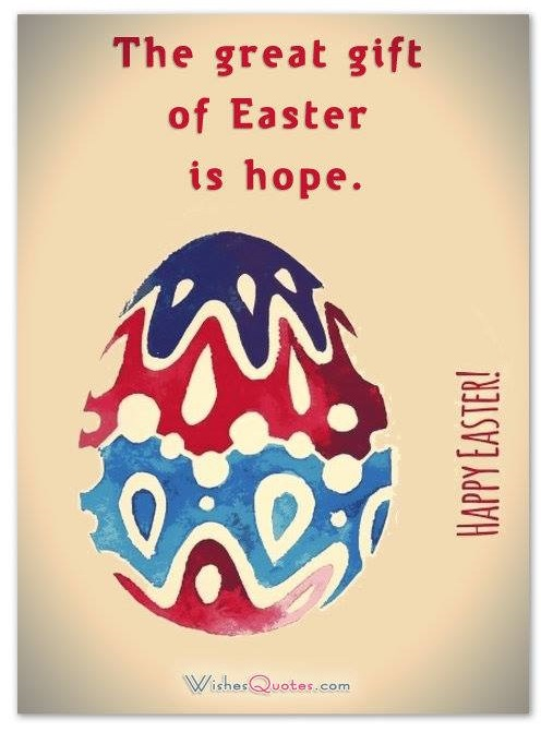 50 inspirational easter quotes to share happiness inspirational easter quotes negle Image collections