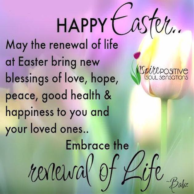 Inspirational Easter Quotes 50 Inspirational Easter Quotes To Share Happiness Inspirational Easter Quotes