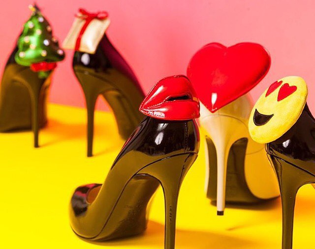 55 Incredible Funky High Heels Idea For Women In 2017