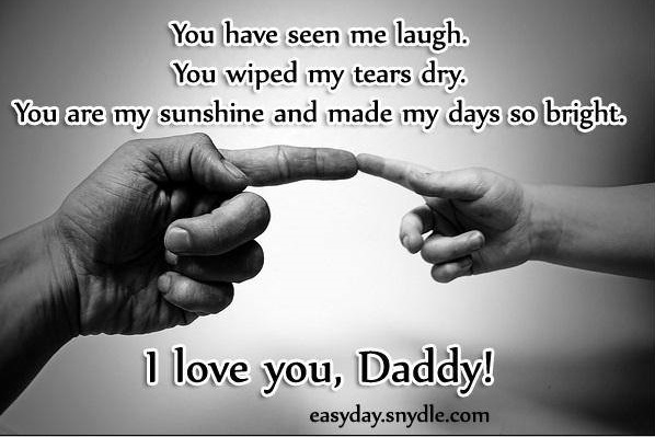 Love For Daughter Quotes Cool 50 Father Daughter Quotes That Will Touch Your Soul