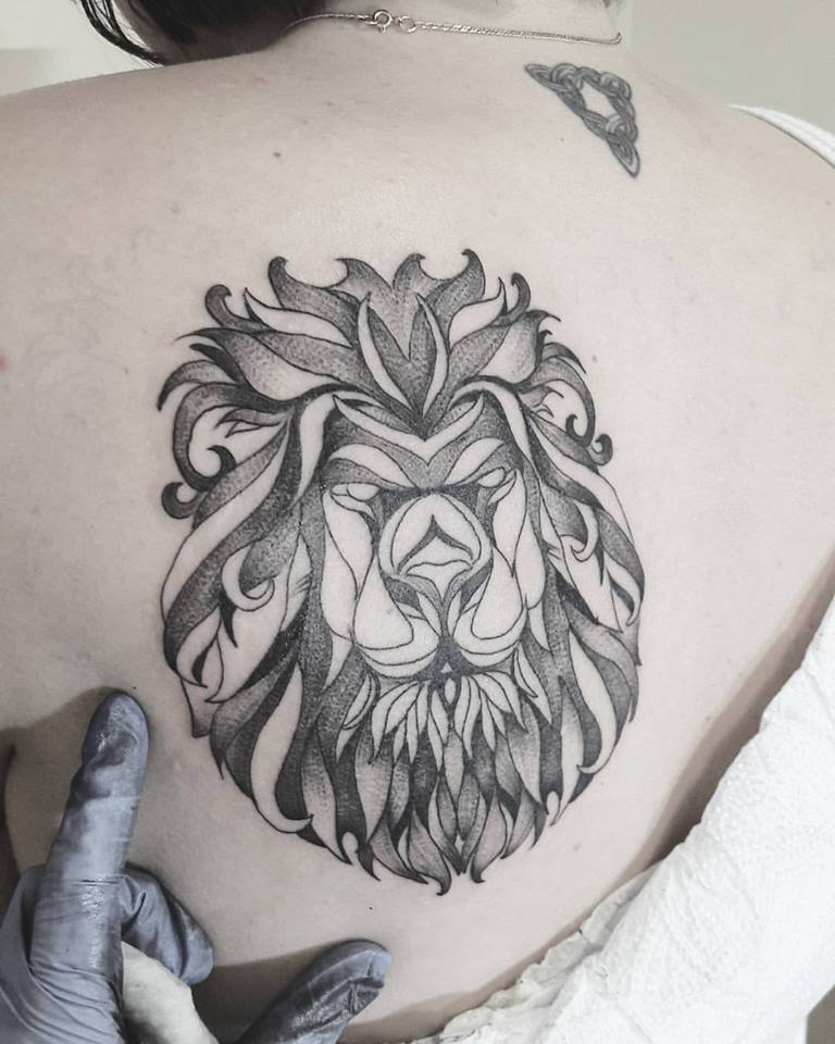 56 Lion Tattoos Ideas To Show Strength And Bravery