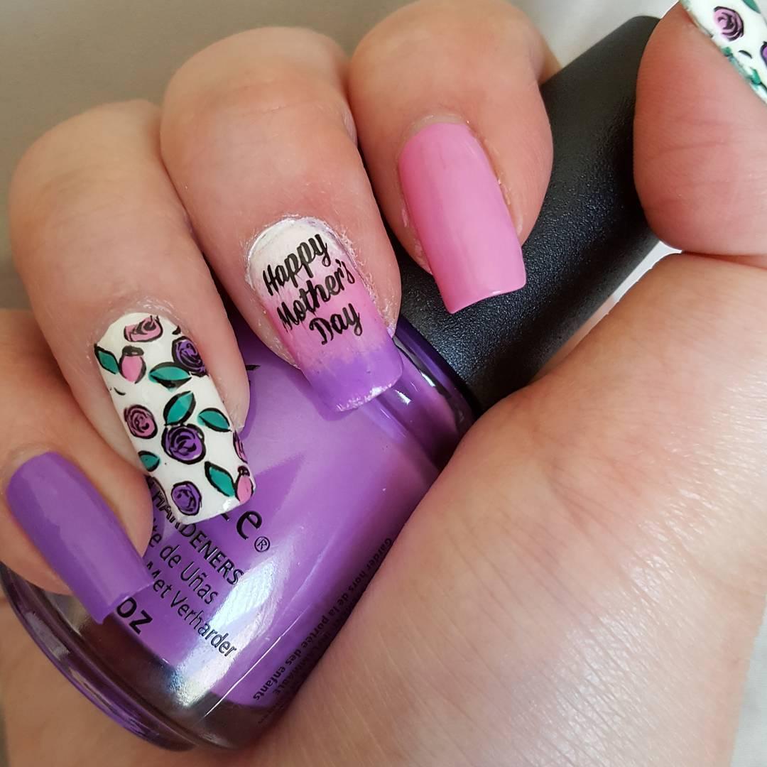 54 Nail Art Ideas To S...