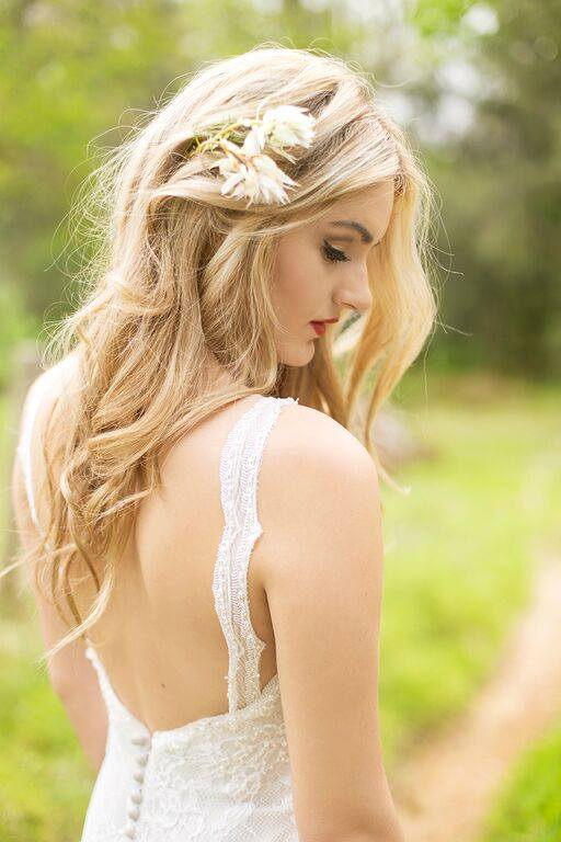 Bridal Hair Accessories Ideas