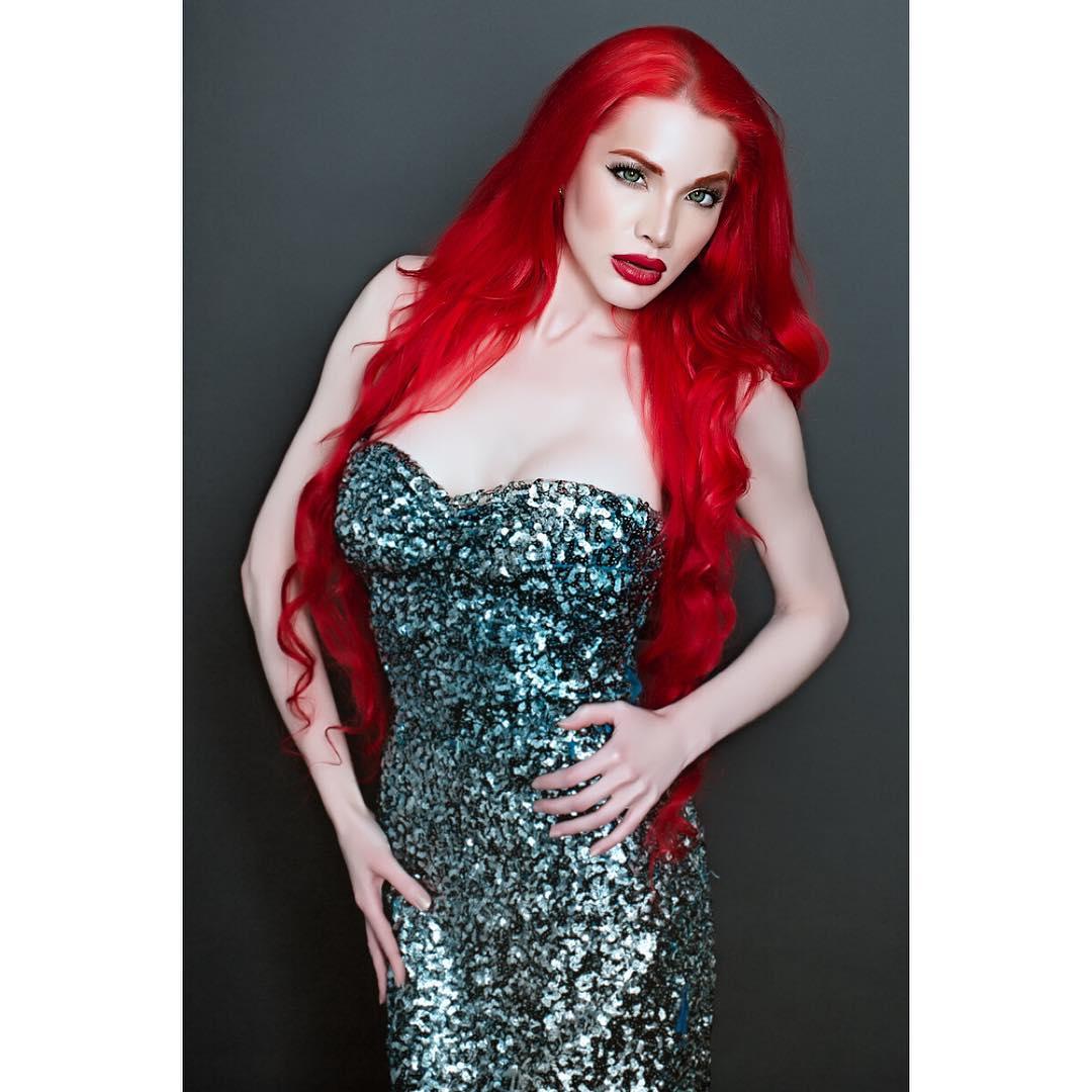 Amazing Red Hairs