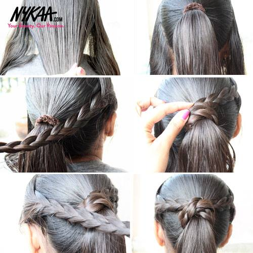 Chic And Easy Ponytail Styles