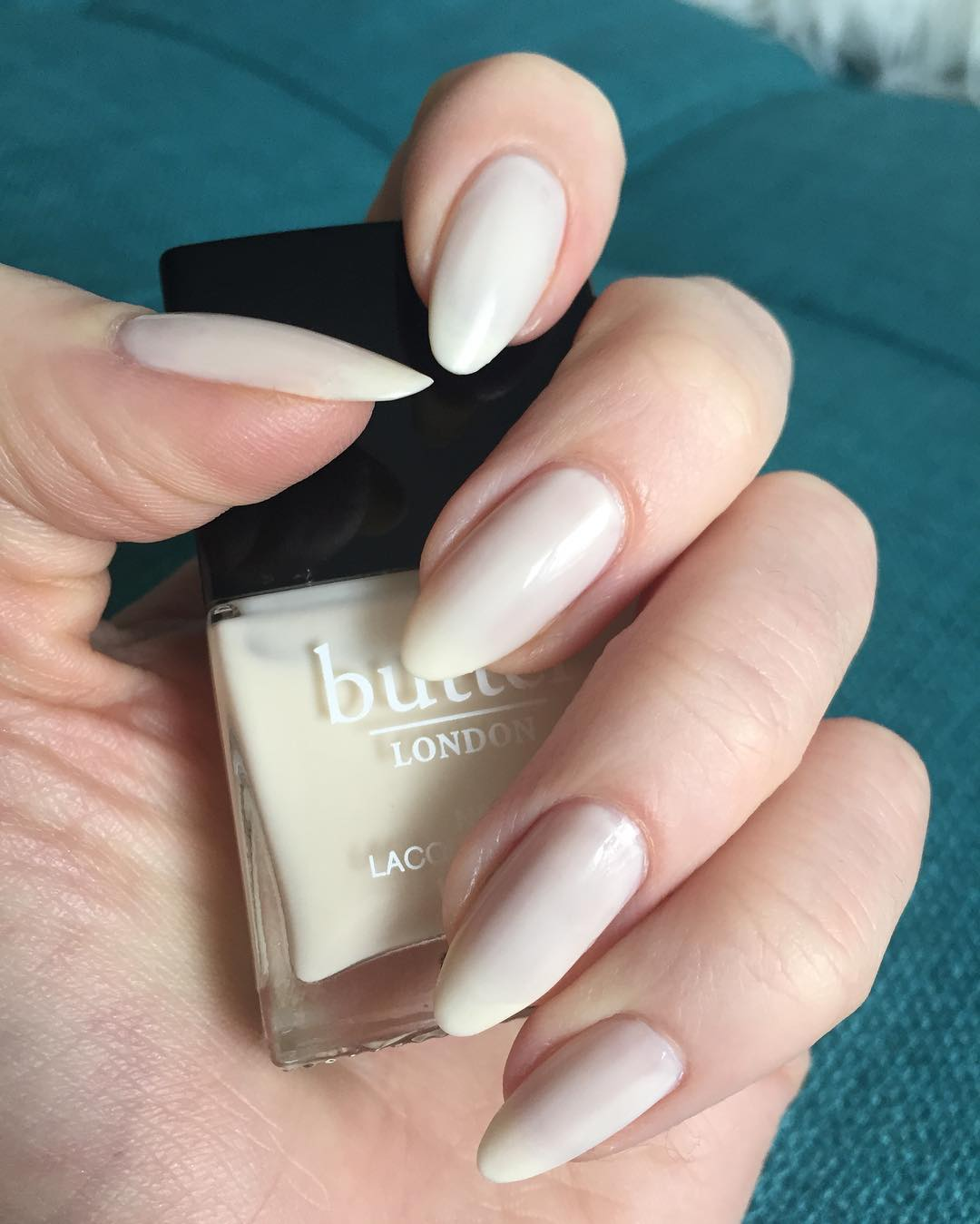 Classic Posh Neutral Nails