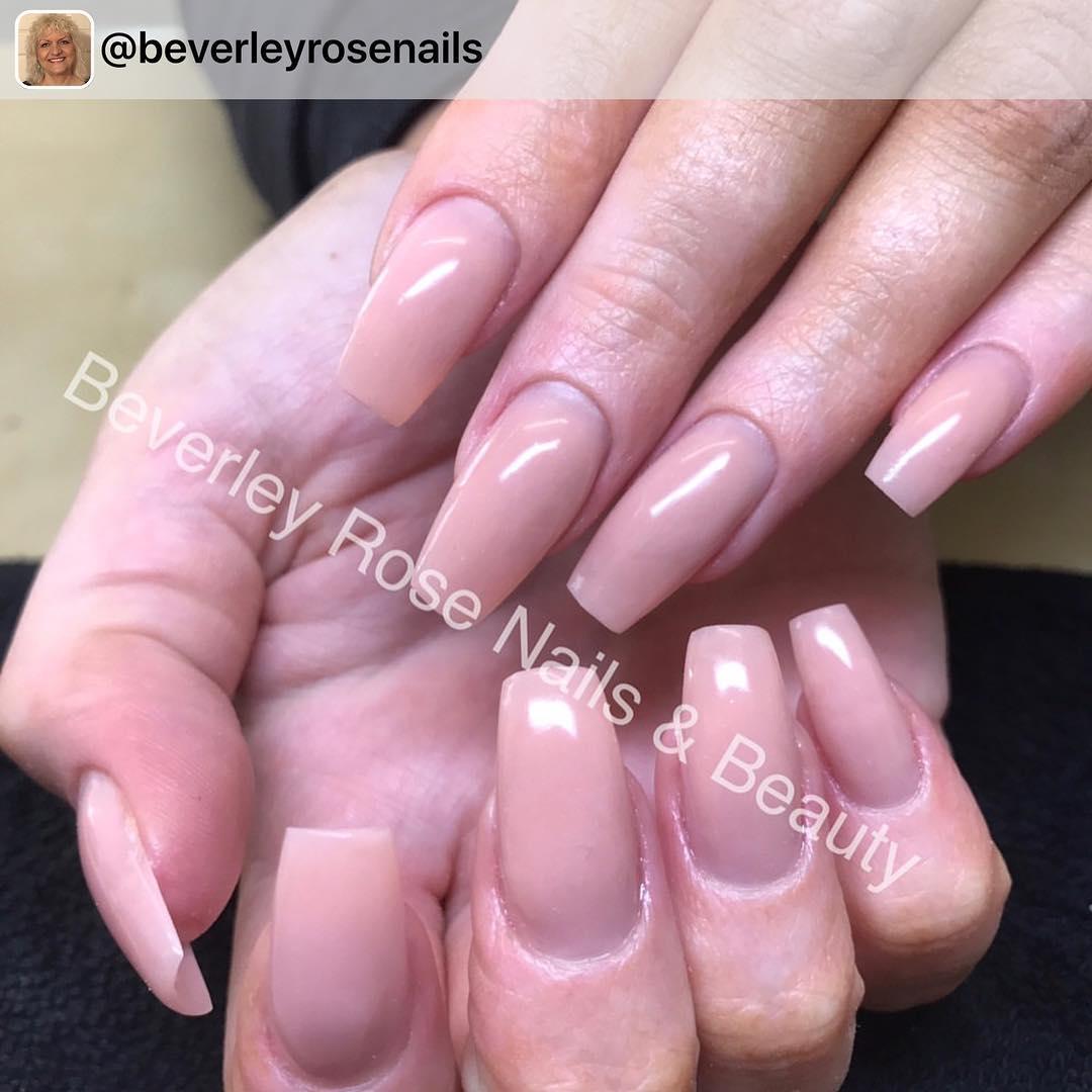 Elegant Acrylic Nails