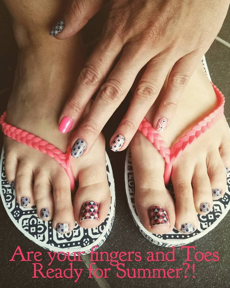 Pattern Toes