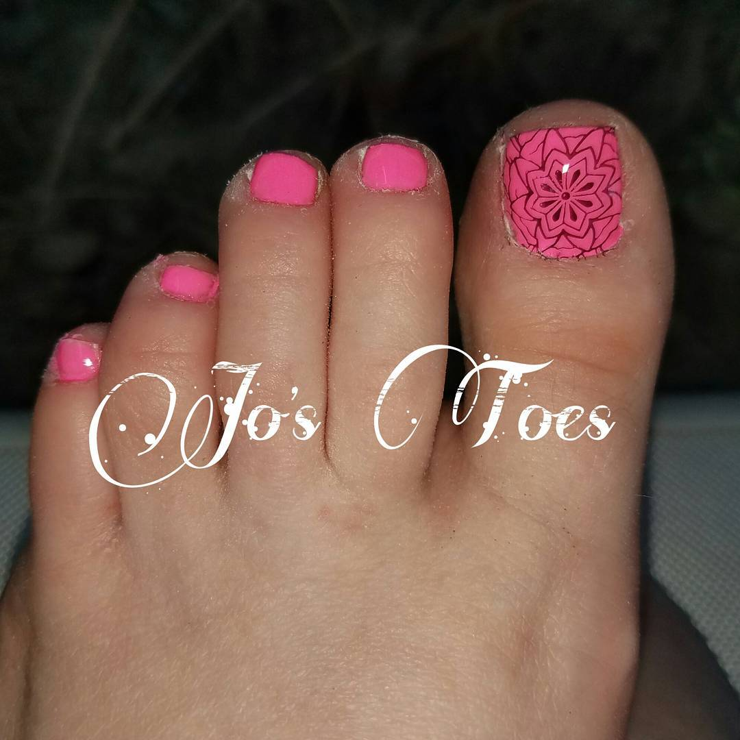 Gel Toe Nails Before And After
