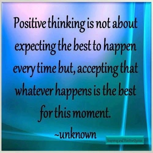 Think Positive Be Optimistic Quotes: 54 Most Inspiring Positive Thinking Quotes For The Day