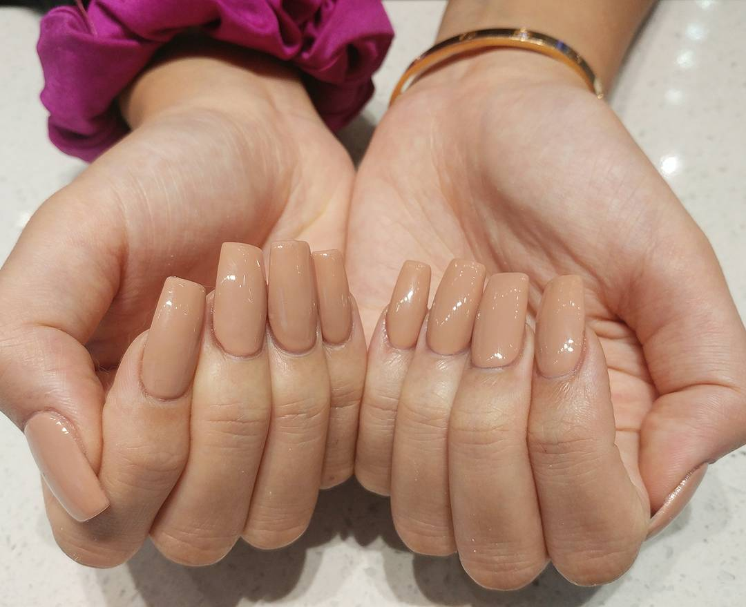 Preety Gel Neutral Nails