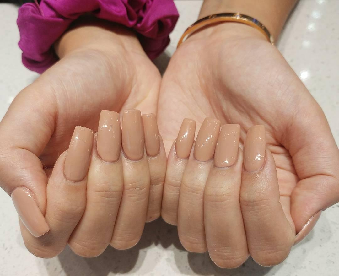 Preety Gel Neutral Nails