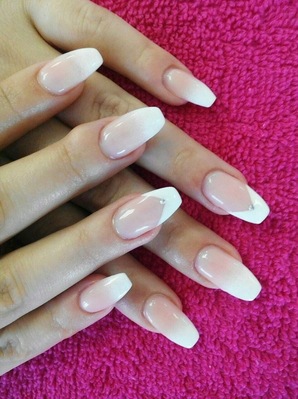 60 best wedding nail art design ideas for romantic look