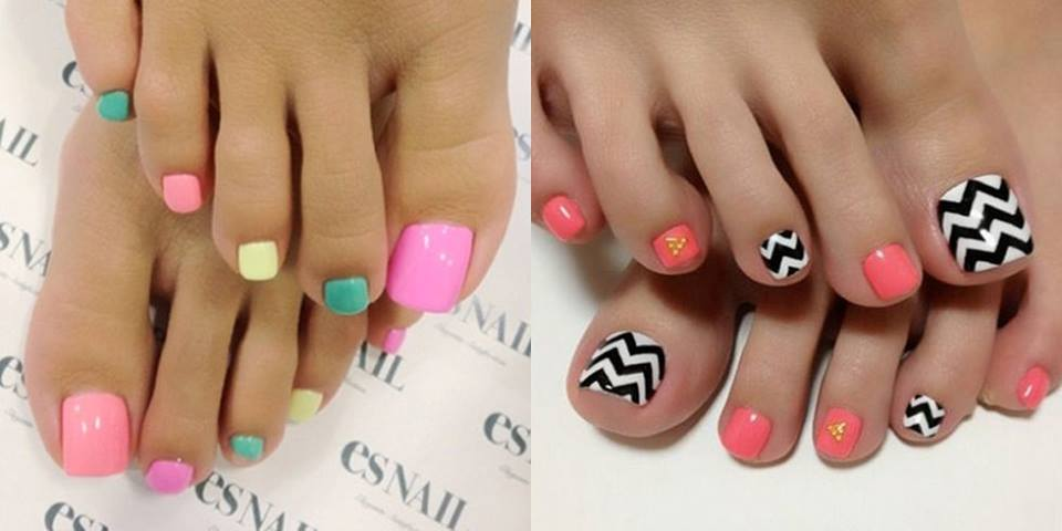 Pedicure Nail Colors For Fall
