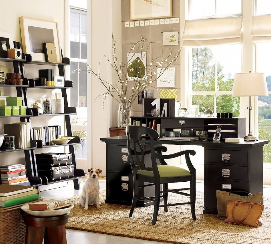 61 Superb Home Office Design & Decoration Ideas That Look
