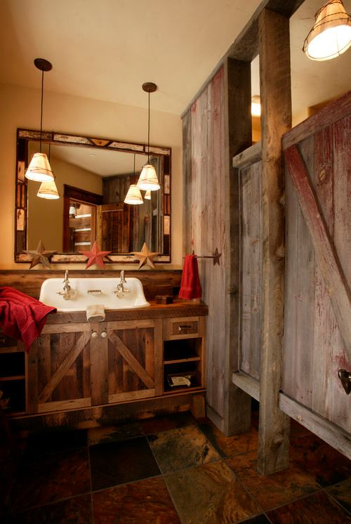 Awesome Decor For Small Bathroom