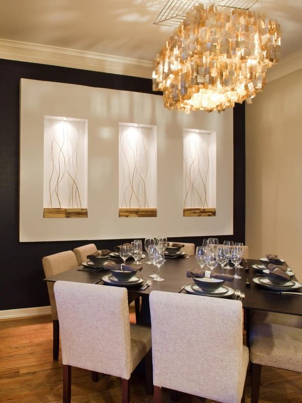 59 Amazing Ideas to Redecorate Your Dining Room on Picture Room Decor  id=19694