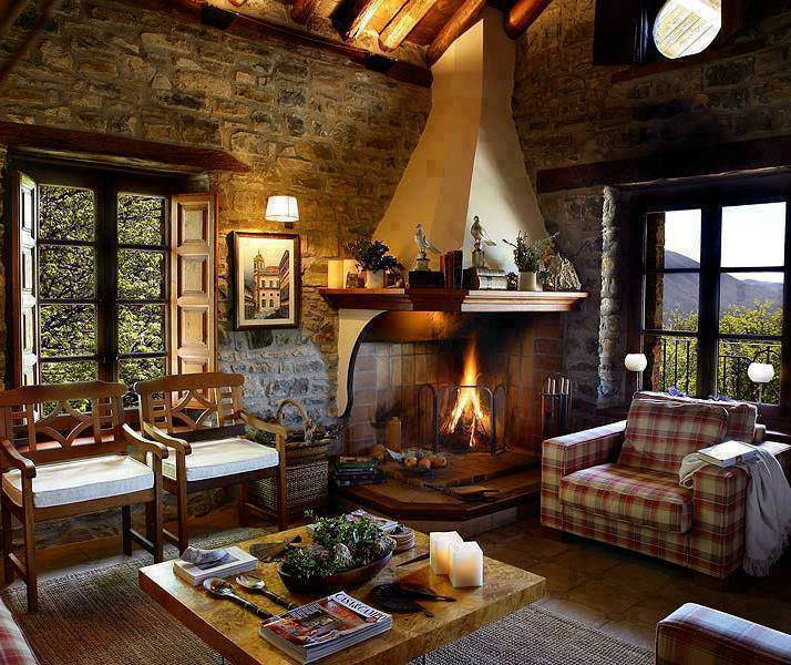 55 Different Rustic Living Room Decoration Tips And Tricks