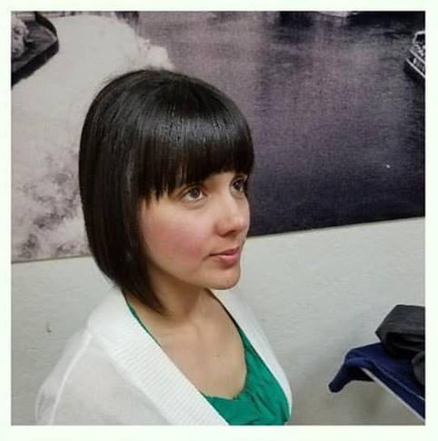 Bangs Haircut
