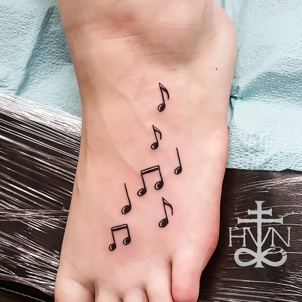 Beautiful Music Notes
