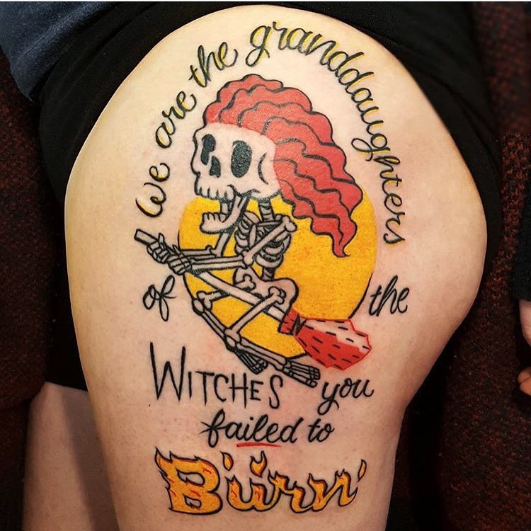 66 amazing badass feminist tattoos that remind you of the
