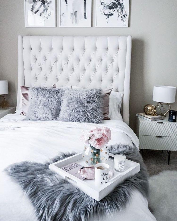 Elegant Bedroom Decor Blurmark