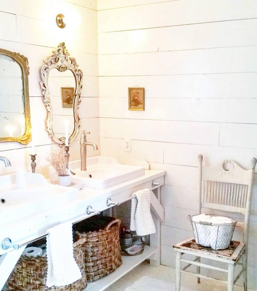 Image for Shabby Chic Bathrooms Ideas