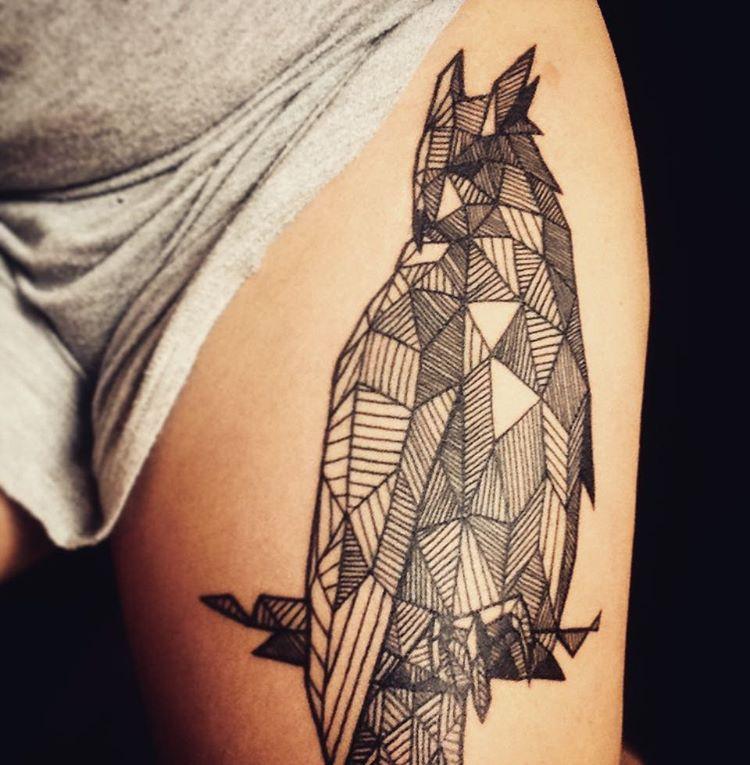 65 amazing 3d tattoo designs for women. Black Bedroom Furniture Sets. Home Design Ideas