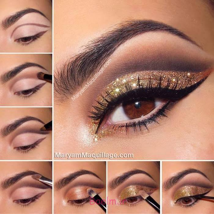 Cat Eye Tutorial With A Pencil Eyeliner Archives Blurmark