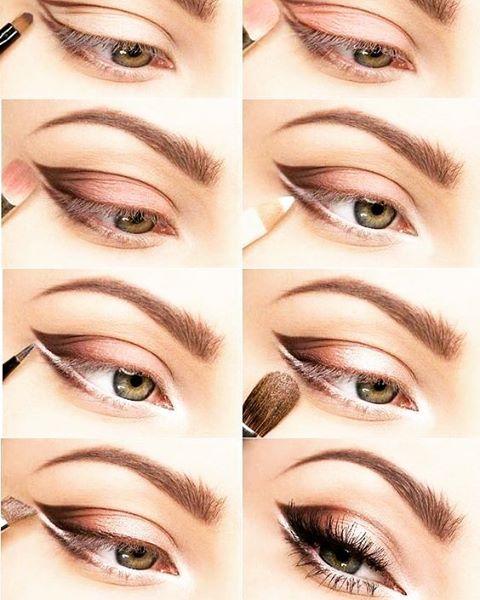 Gorgeous Cat Eye Makeup Tutorial