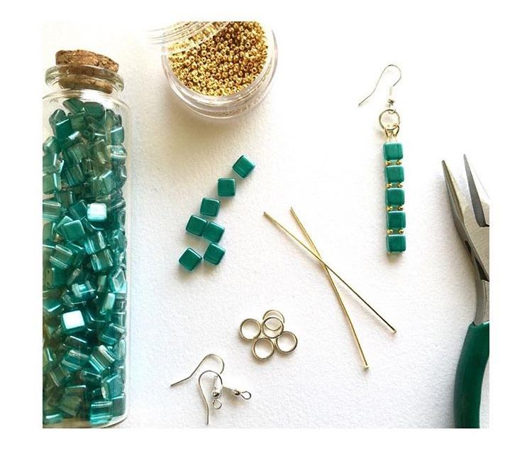 Gree Handmade Earings