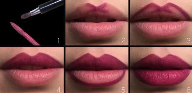 50 Easy Tutorials To Apply Lip Liner Perfectly