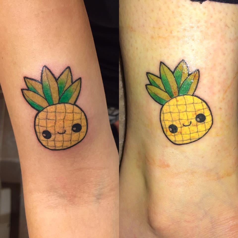 Little Pineapple Cuties