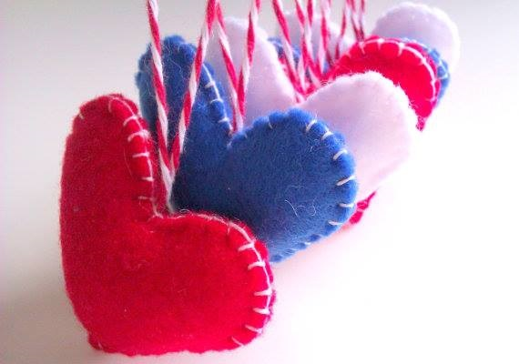 Lovely Heart Decor