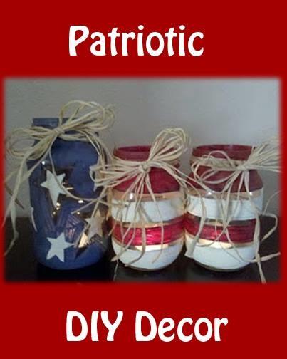 Memorial Day Craft Decor