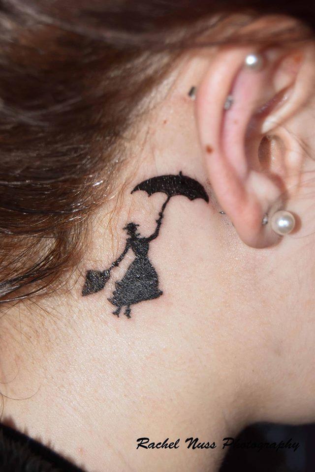 Movie Tattoo Idea