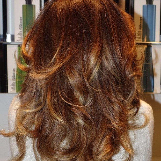 49 Charming Tiger Eye Hair Color Ideas To Fake A Sun