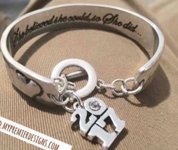 Nice Charm Bracelet