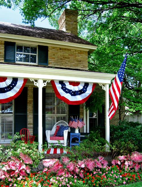 59 ideal patriotic craft home decor idea to celebrate 4th july for Patriotic home decorations