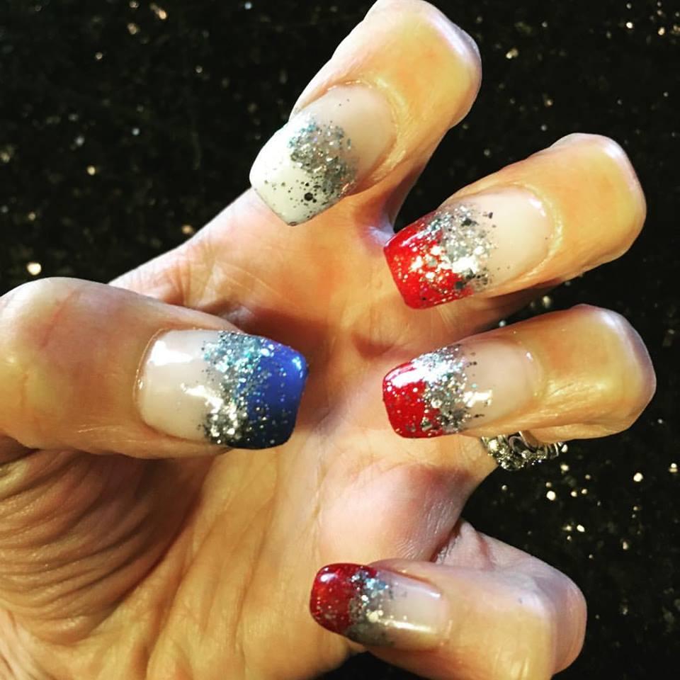 Patriotism Nails