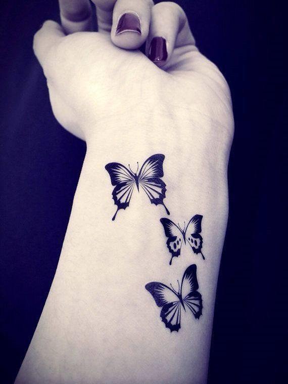 46d0dbb94 butterfly tattoo on wrist Archives - Blurmark