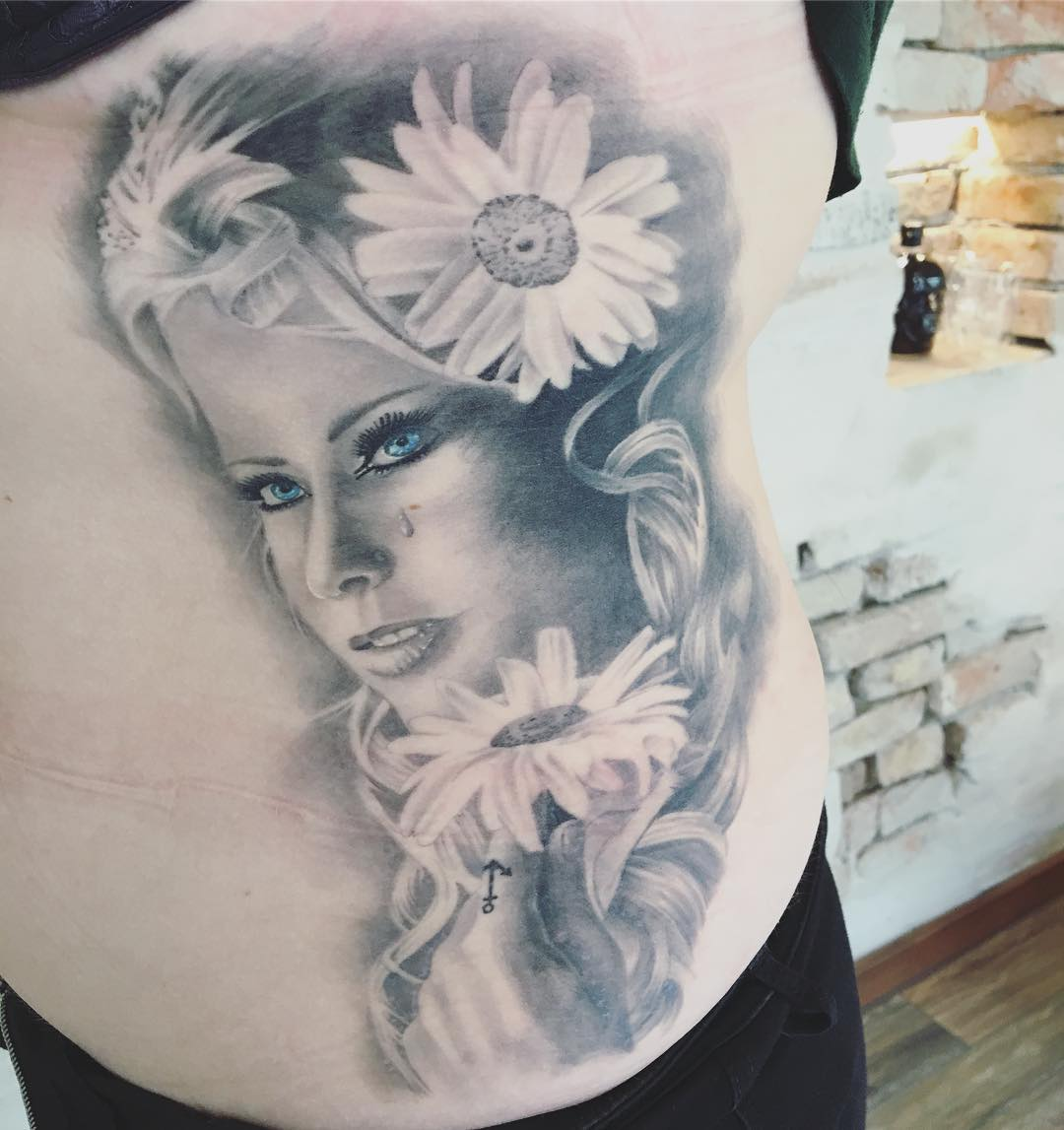 65 Best Images About 3d Tattoos For Girls Pinterest On: 65 Amazing 3D Tattoo Designs For Women