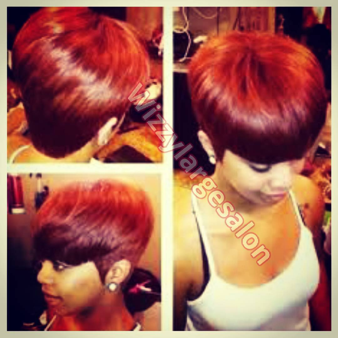 Red Short Hairs