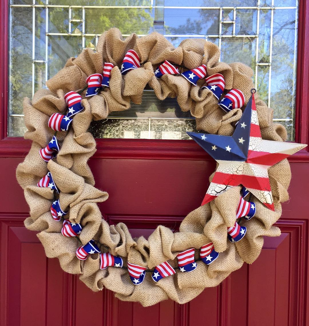 59 ideal patriotic craft home decor idea to celebrate 4th july
